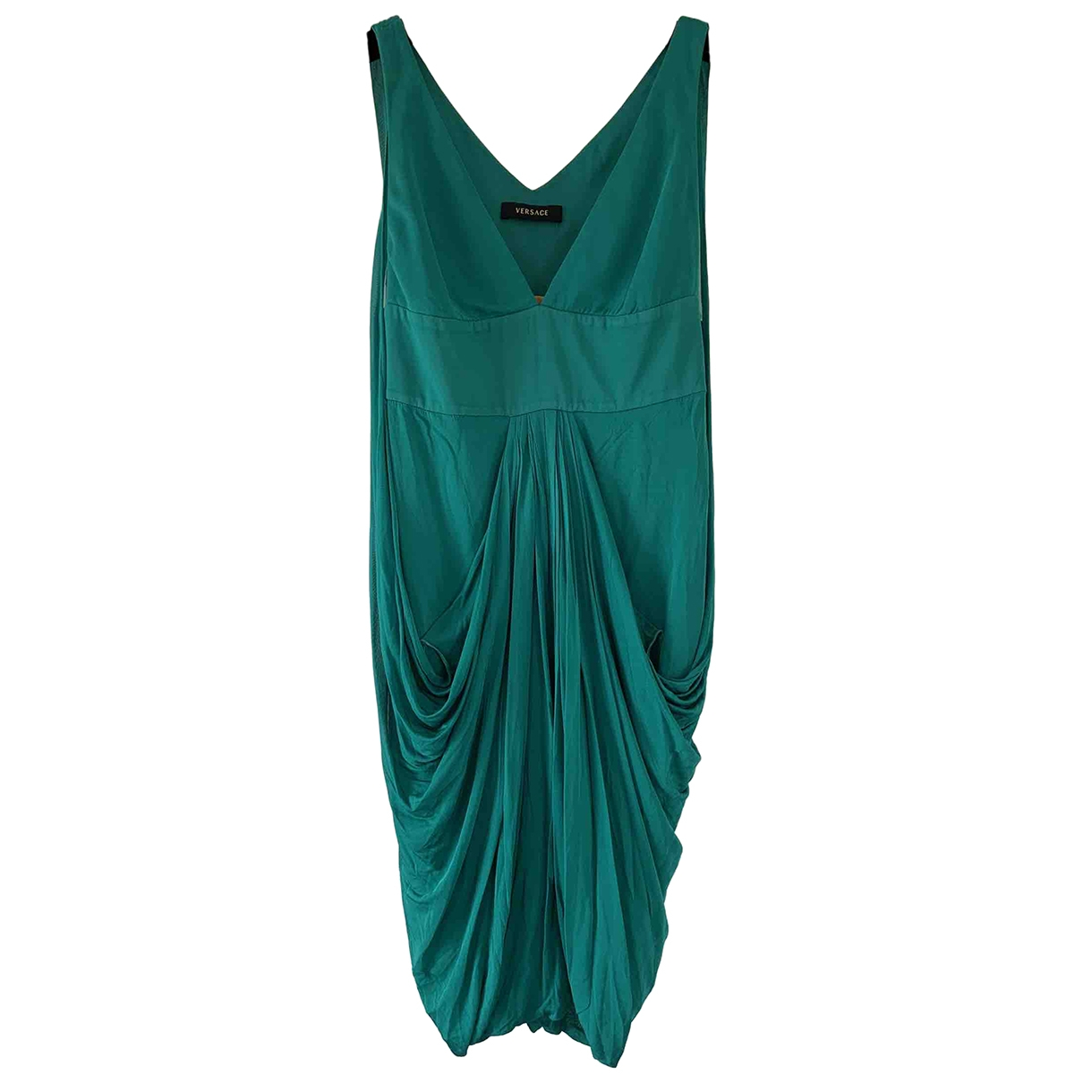 Versace \N Turquoise dress for Women 40 IT