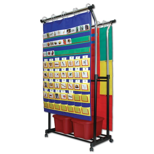 Double Smart Pocket Chart™ Stand By Carson Dellosa | Michaels®