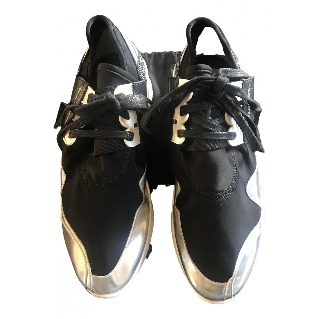 Y-3 By Yohji Yamamoto \N Black Trainers for Women 40.5 EU