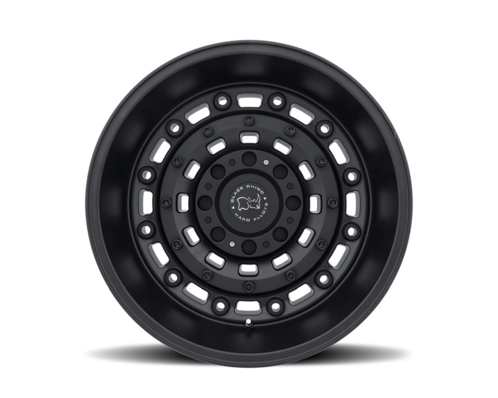 Black Rhino Arsenal Wheel 18x9.5 8x170 12mm Texture Matte Black
