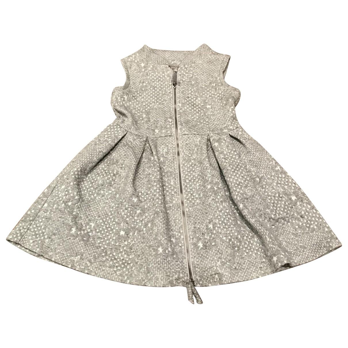 Ermanno Scervino - Robe    pour enfant - gris