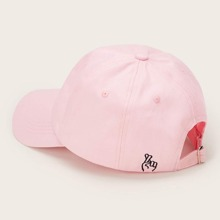 Gesture Embroidery Baseball Cap