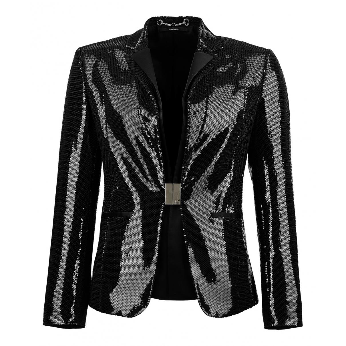 Gucci N Black jacket for Women 10 UK