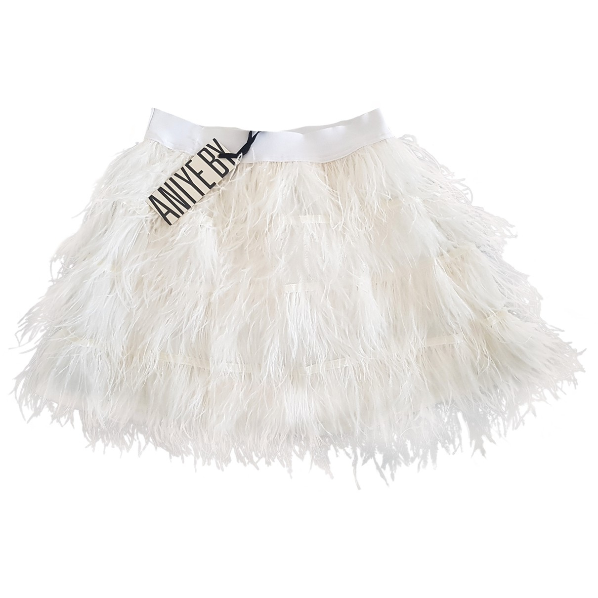 Aniye By N White skirt for Women S International