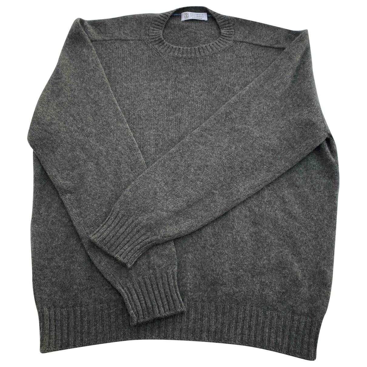 Brunello Cucinelli \N Cashmere Knitwear & Sweatshirts for Men 52 IT