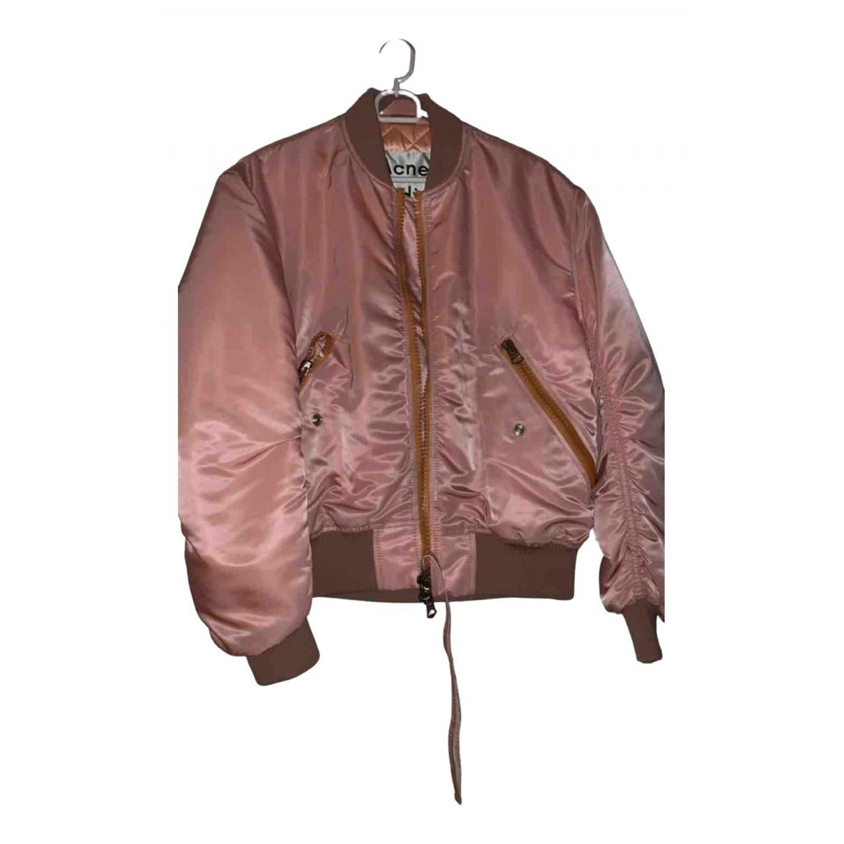 Acne Studios N Pink jacket for Women 34 FR
