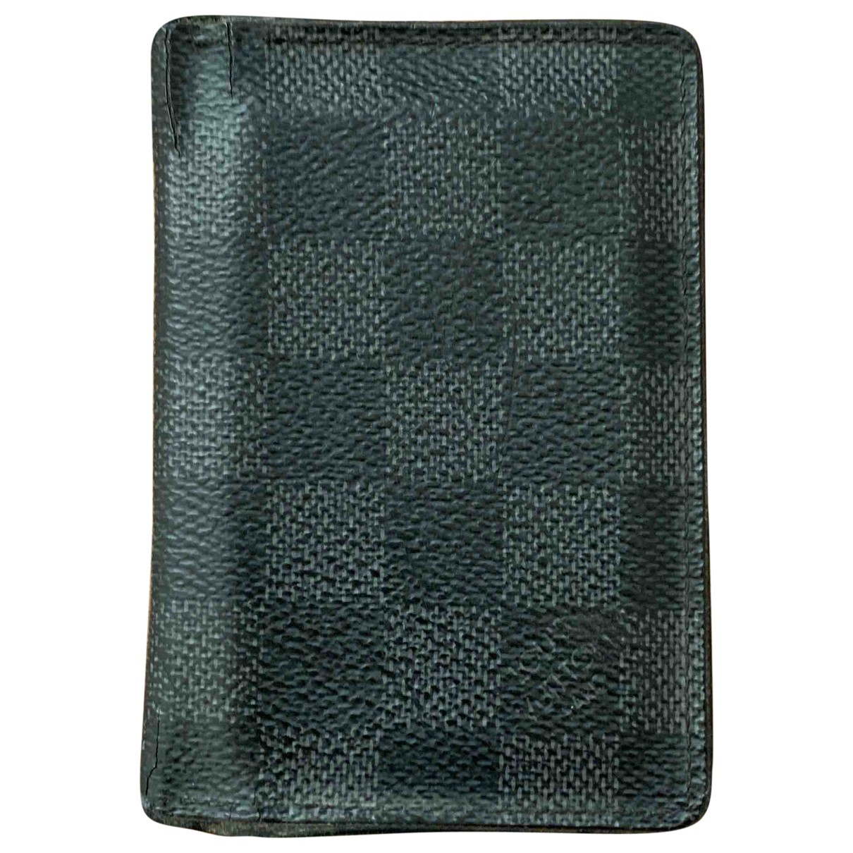 Marroquineria Pocket Organizer de Lona Louis Vuitton