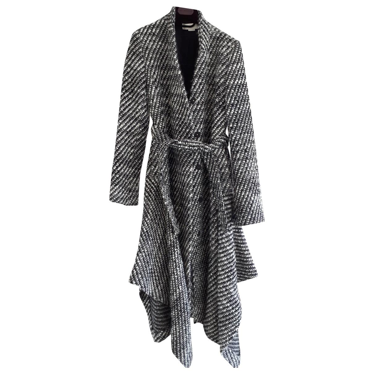Stella Mccartney - Manteau   pour femme en laine - noir