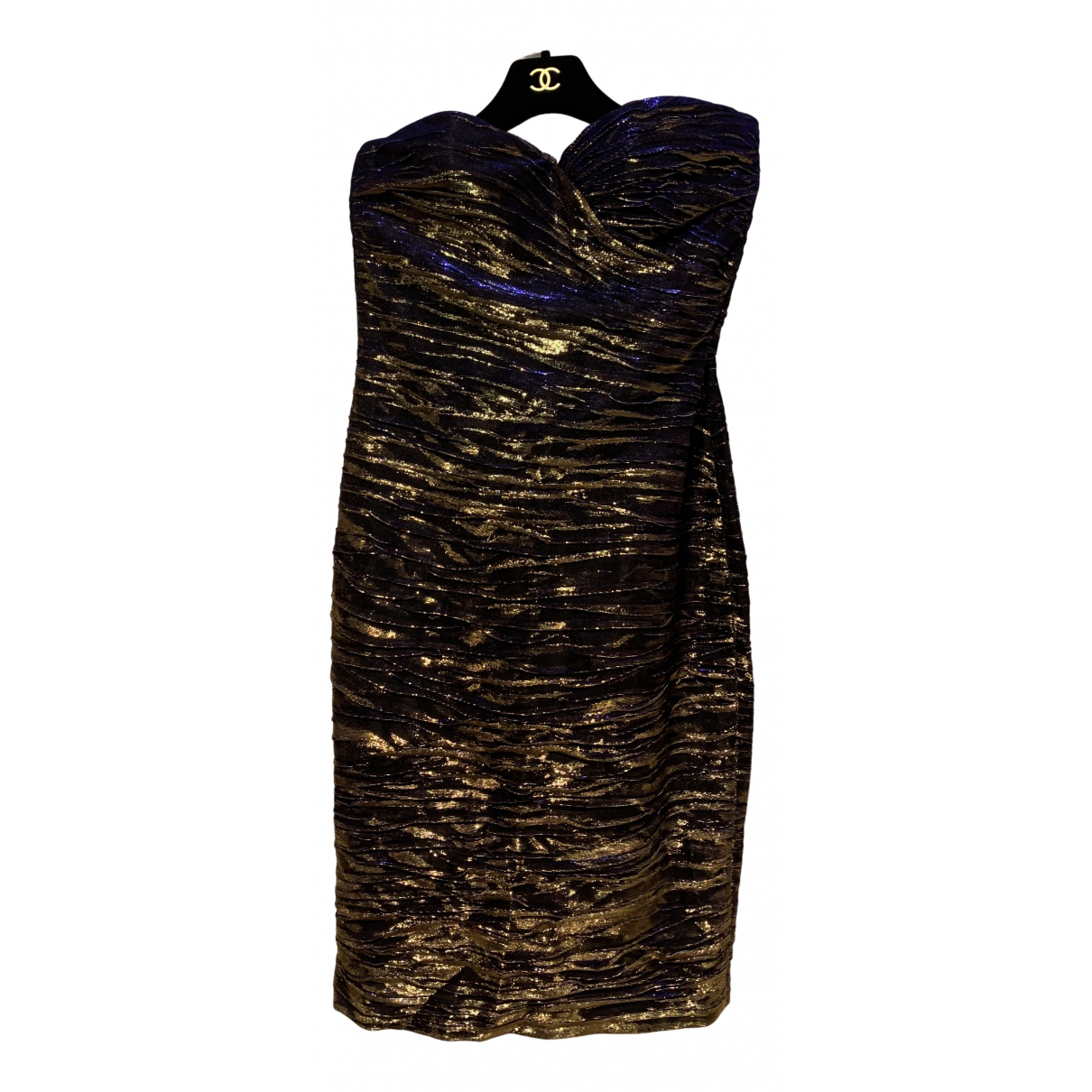 La Perla N Gold dress for Women 46 IT