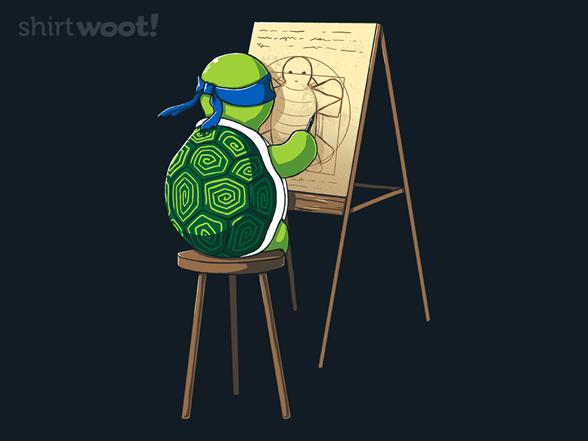 Leonardo T Shirt