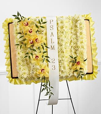 FTD Taken Too Soon Bible Easel