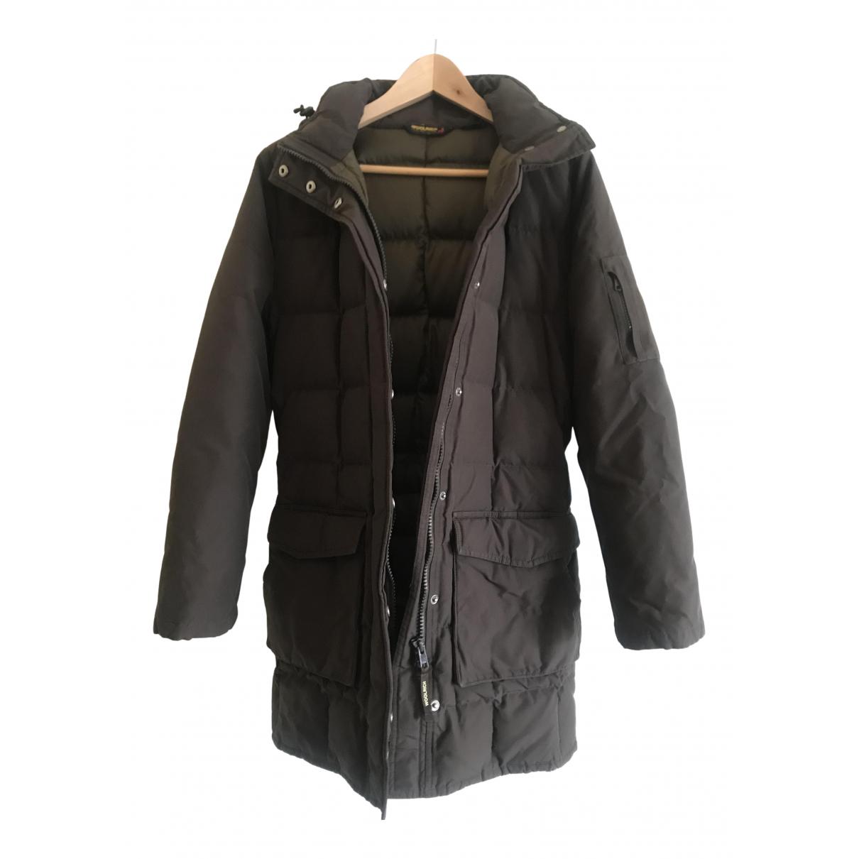 Woolrich N Brown coat for Women XS International