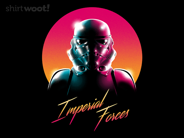 Imperial Forces T Shirt