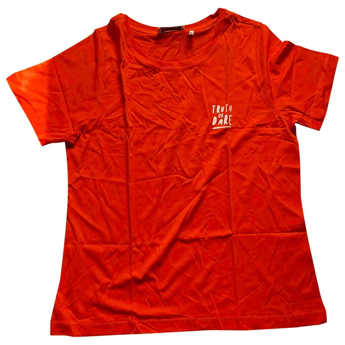 Essentiel Antwerp \N Red Cotton  top for Women S International