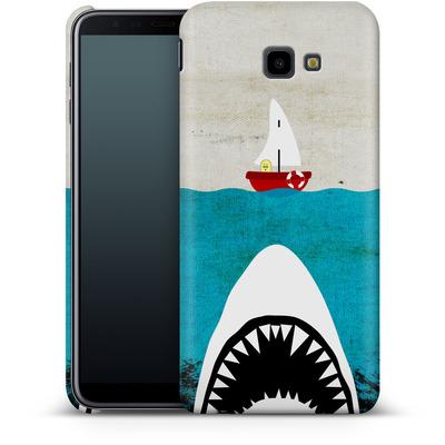 Samsung Galaxy J4 Plus Smartphone Huelle - Damn von Claus-Peter Schops
