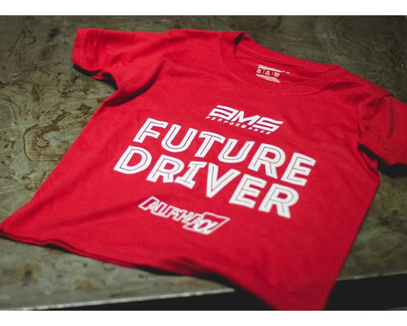 AMS Performance C1024-XS Future Driver Kids Tshirt - XS