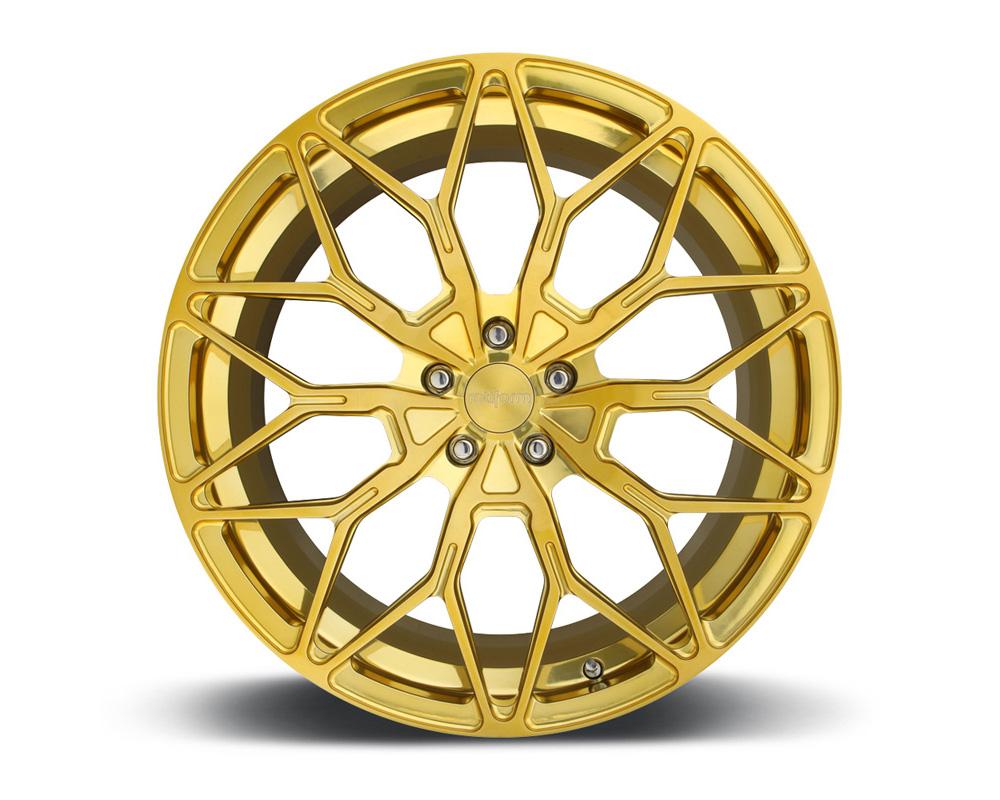 Rotiform BTC-3PCFORGED-FLAT BTC 3-Piece Forged Flat/Convex Center Wheels