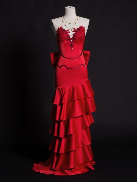 Milanoo Final Fantasy Alice Dress Disfraz de Cosplay Halloween