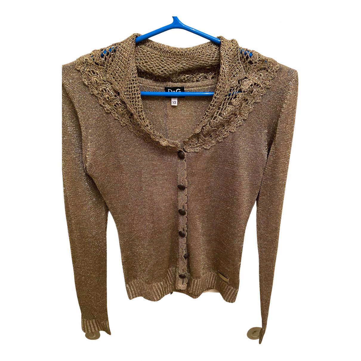 D&g N Gold jacket for Women XS International