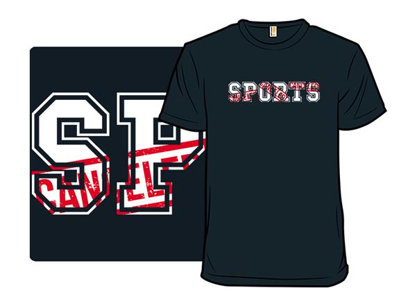 Sports Canceled T Shirt
