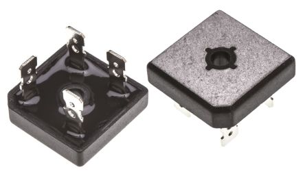 ON Semiconductor GBPC1508, Bridge Rectifier, 15A 800V, 4-Pin GBPC (50)
