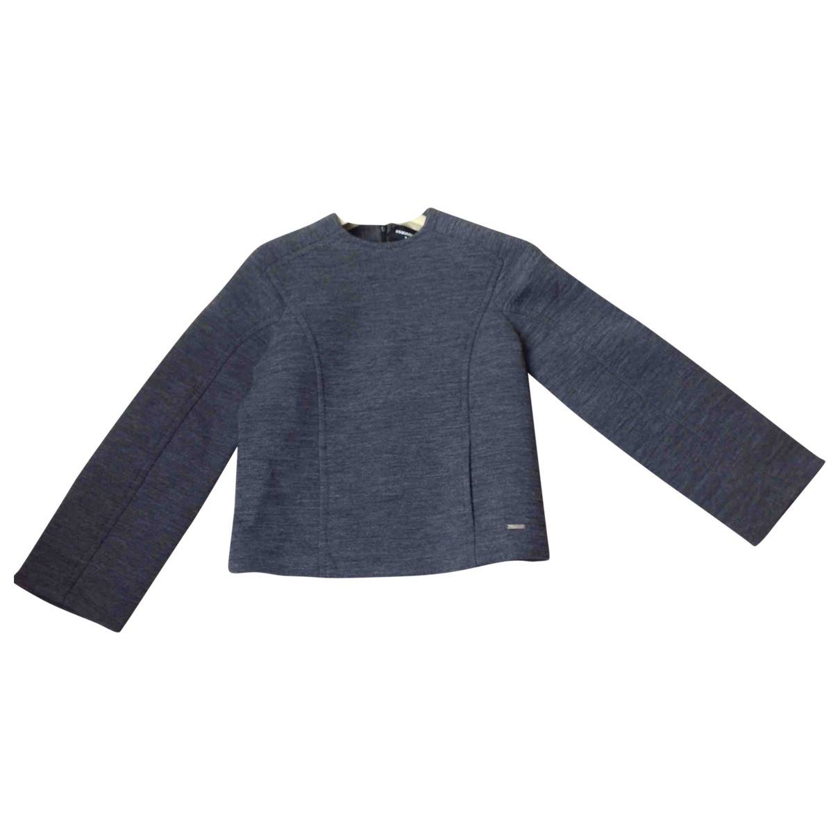 Dsquared2 \N Pullover in  Grau Wolle