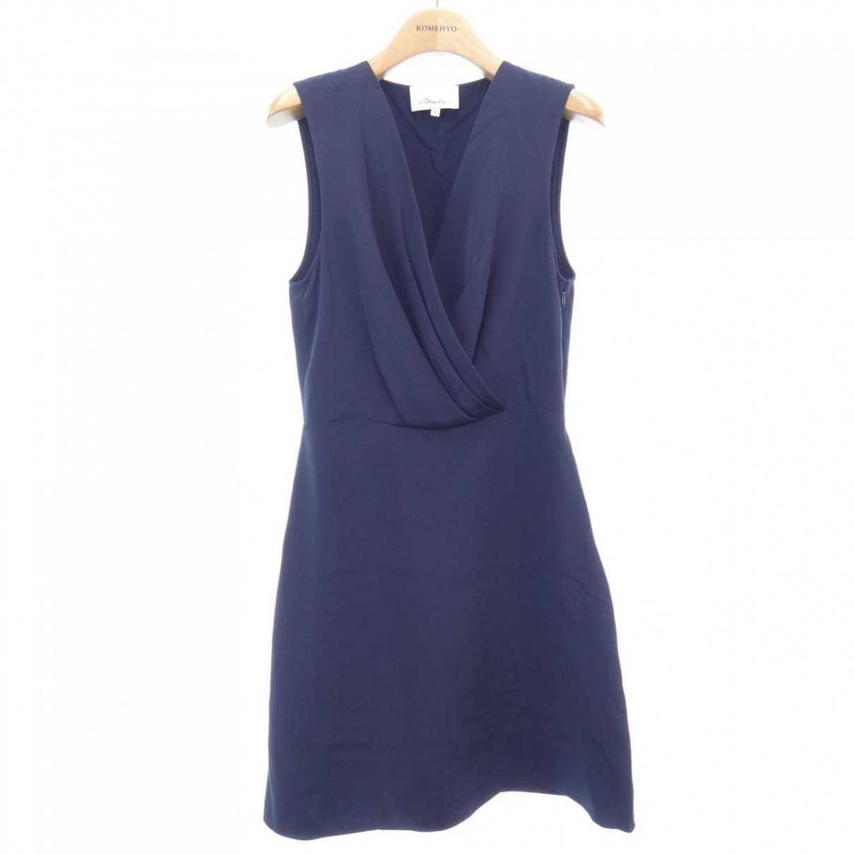 3.1 Phillip Lim \N Blue Silk dress for Women One Size US