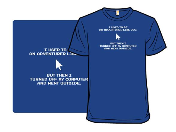 Outdoor Adventurer T Shirt