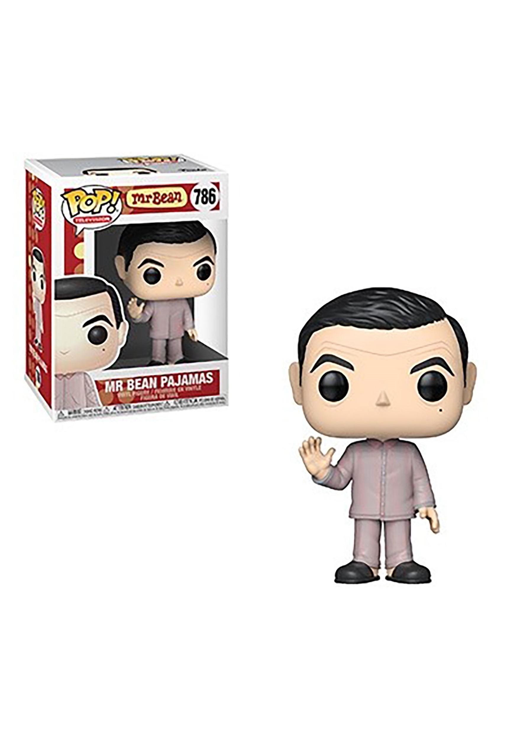 Mr. Bean Pajamas Pop! TV