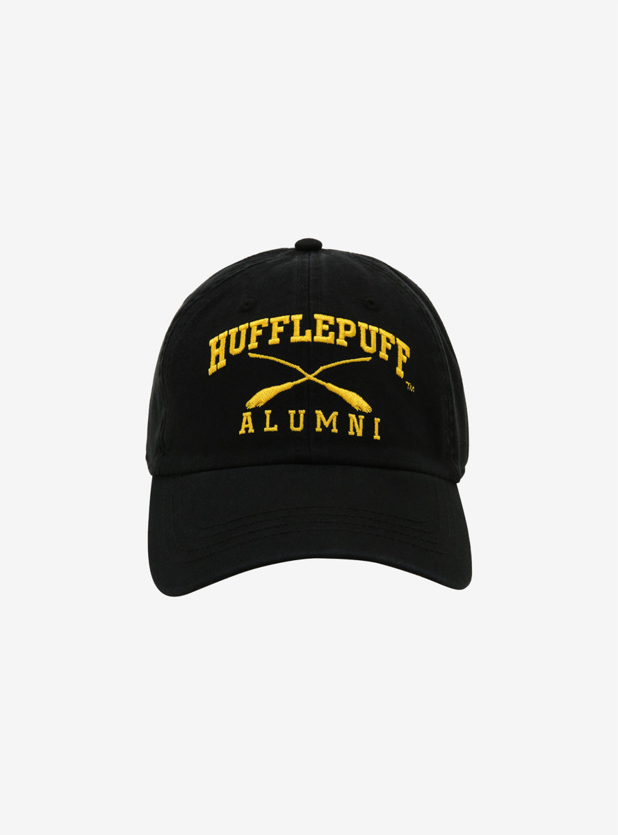 Harry Potter Hufflepuff Alumni Cap - BoxLunch Exclusive