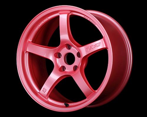 GramLights WGCRV45DPP 57CR Wheel 18x8.5 5x100 45mm Sakura Pink