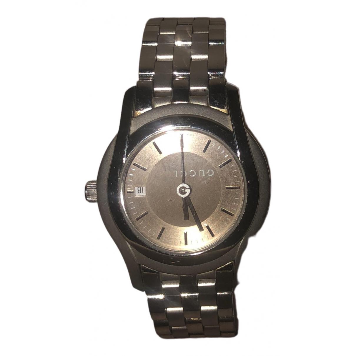 Gucci Panthéon Multicolour Steel watch for Women \N