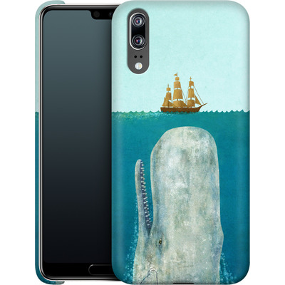 Huawei P20 Smartphone Huelle - The Whale von Terry Fan