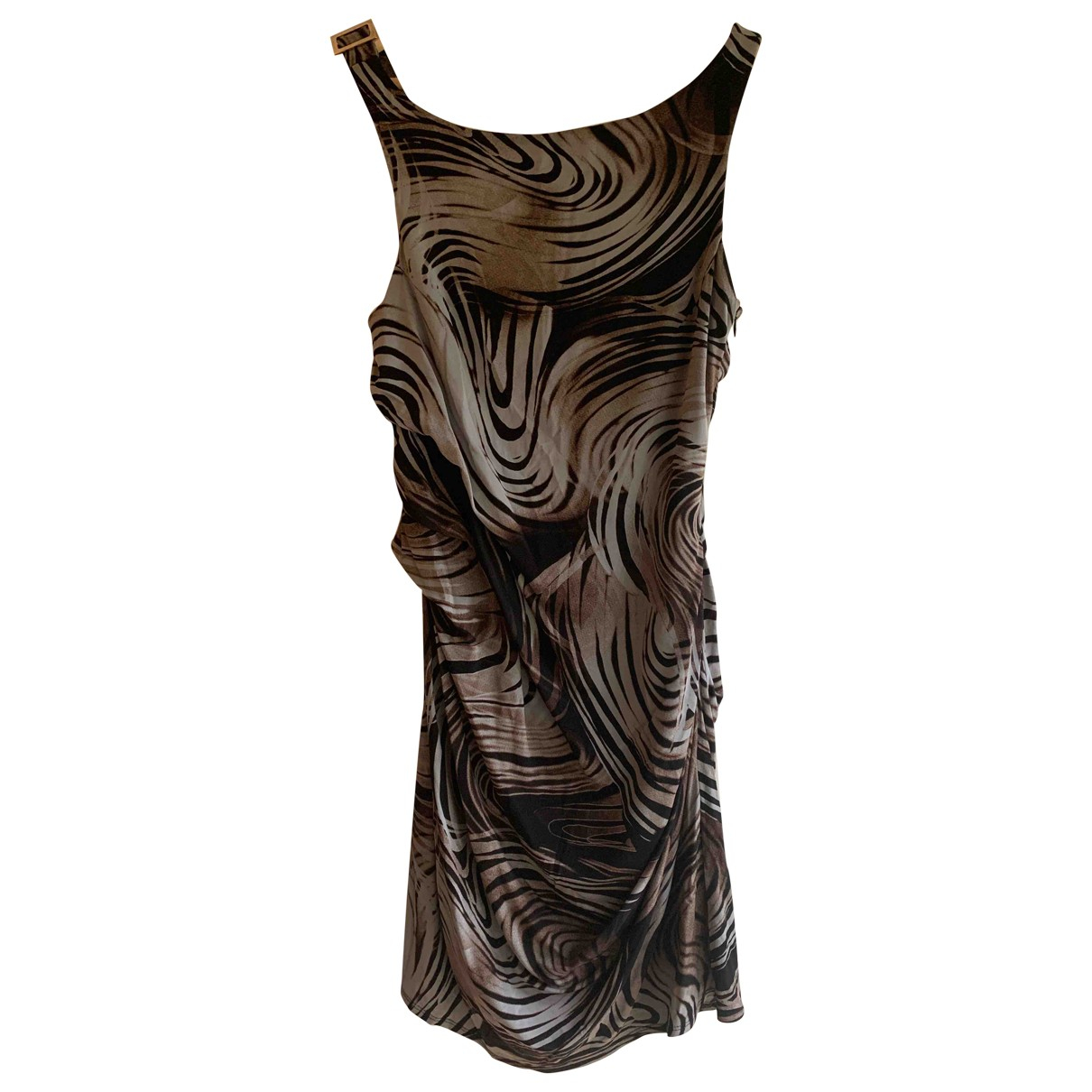 Karen Millen \N Brown dress for Women 12 UK