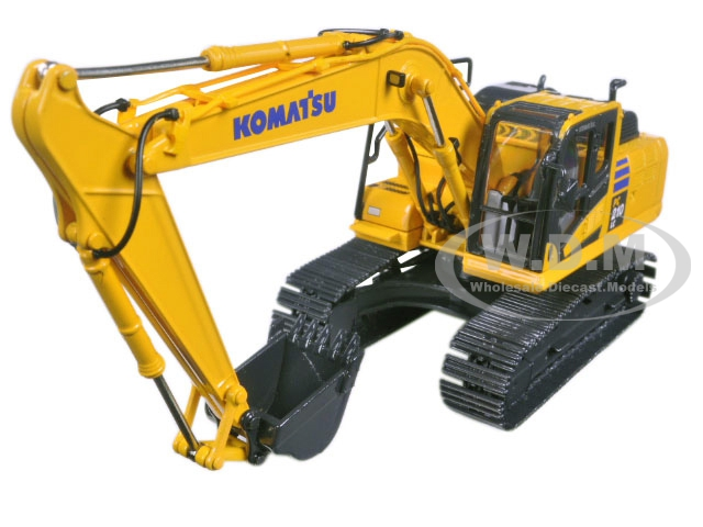 Komatsu PC210LC-11 Excavator 1/64 Diecast Model by First Gear