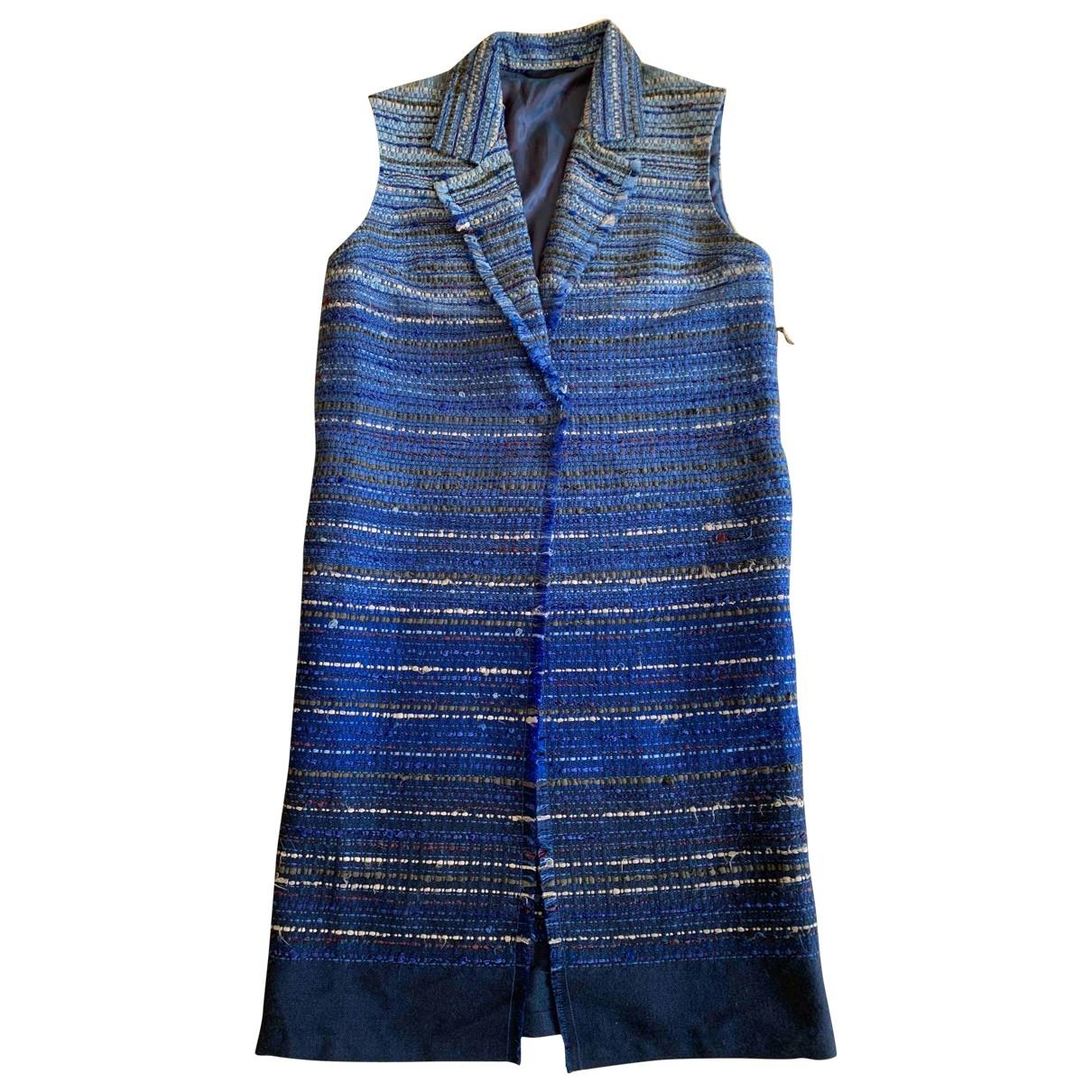 - Veste Hippie Chic pour femme en coton - bleu