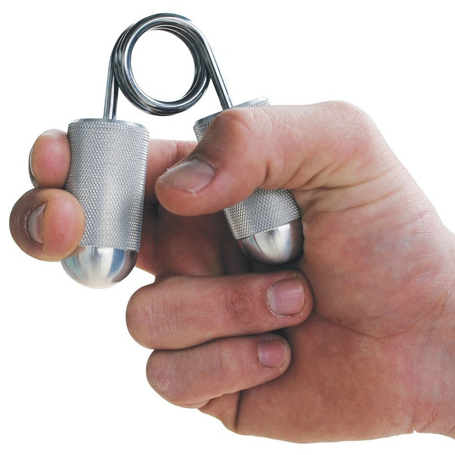 IronMind IMTUG 3: The Two-Finger Utility Gripper (Silver)