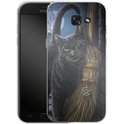 Samsung Galaxy A5 (2017) Silikon Handyhuelle - A Brush With Magic von Lisa Parker