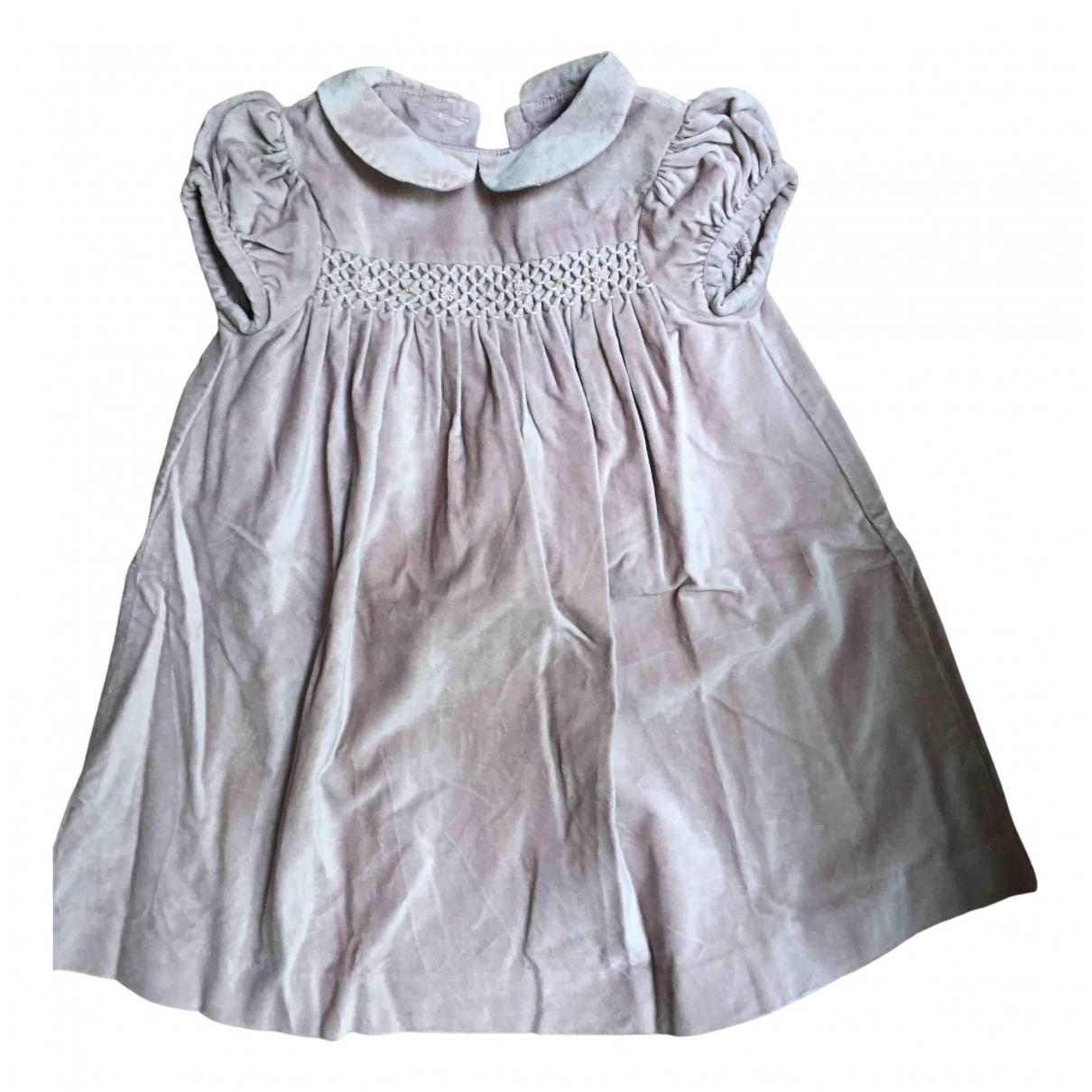 Mini vestido de Terciopelo Jacadi