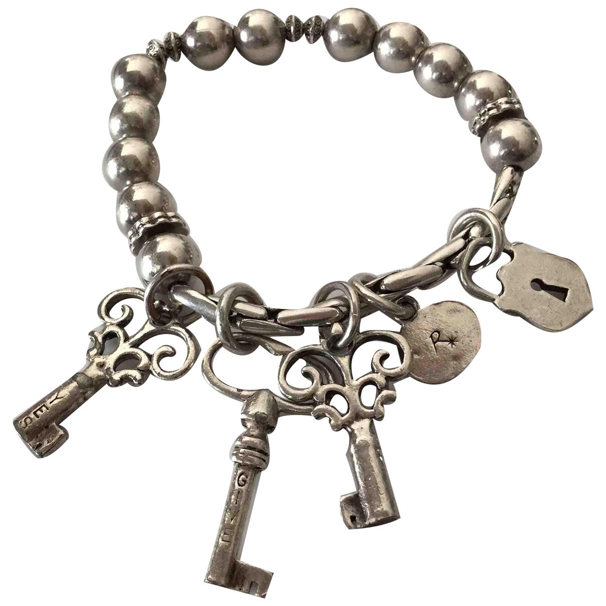 Reminiscence - Bracelet   pour femme en metal - argente