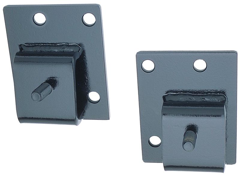 Trans-Dapt Performance 4225 FORD 429-460 into BRONCO or F-Series Truck- Solid Steel Mounts