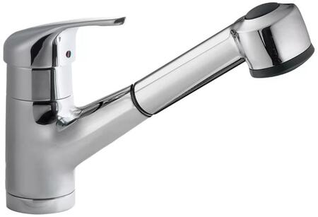 Antilles Collection 500300-ORB Single Handle Kitchen Faucet with 1.75 GPM Flow Rate  120 Degree Spout Rotation  Dual Function Pull-Out Spray and