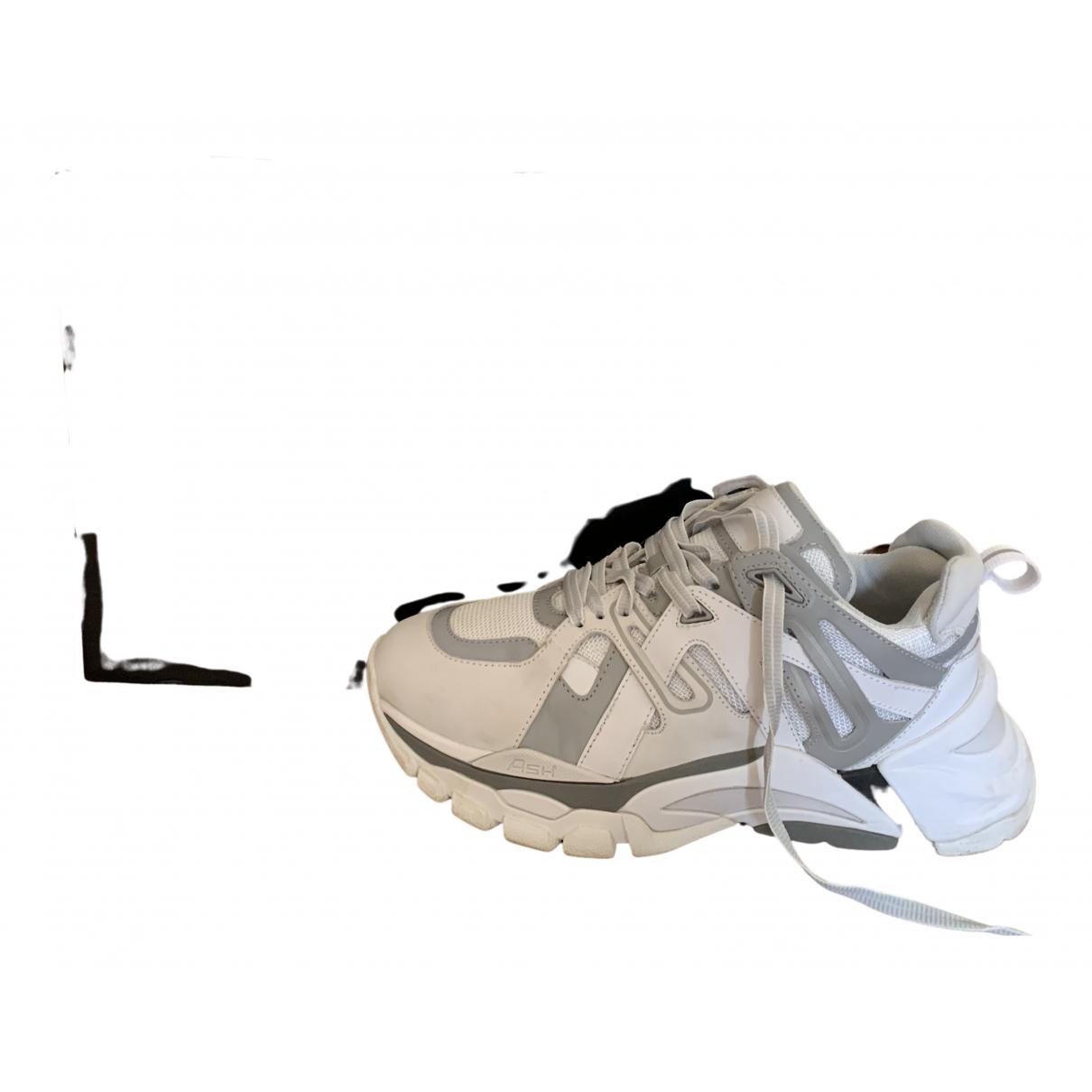 Ash \N Sneakers in  Weiss Fell