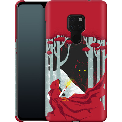 Huawei Mate 20 Smartphone Huelle - Into Woods von Little Clyde