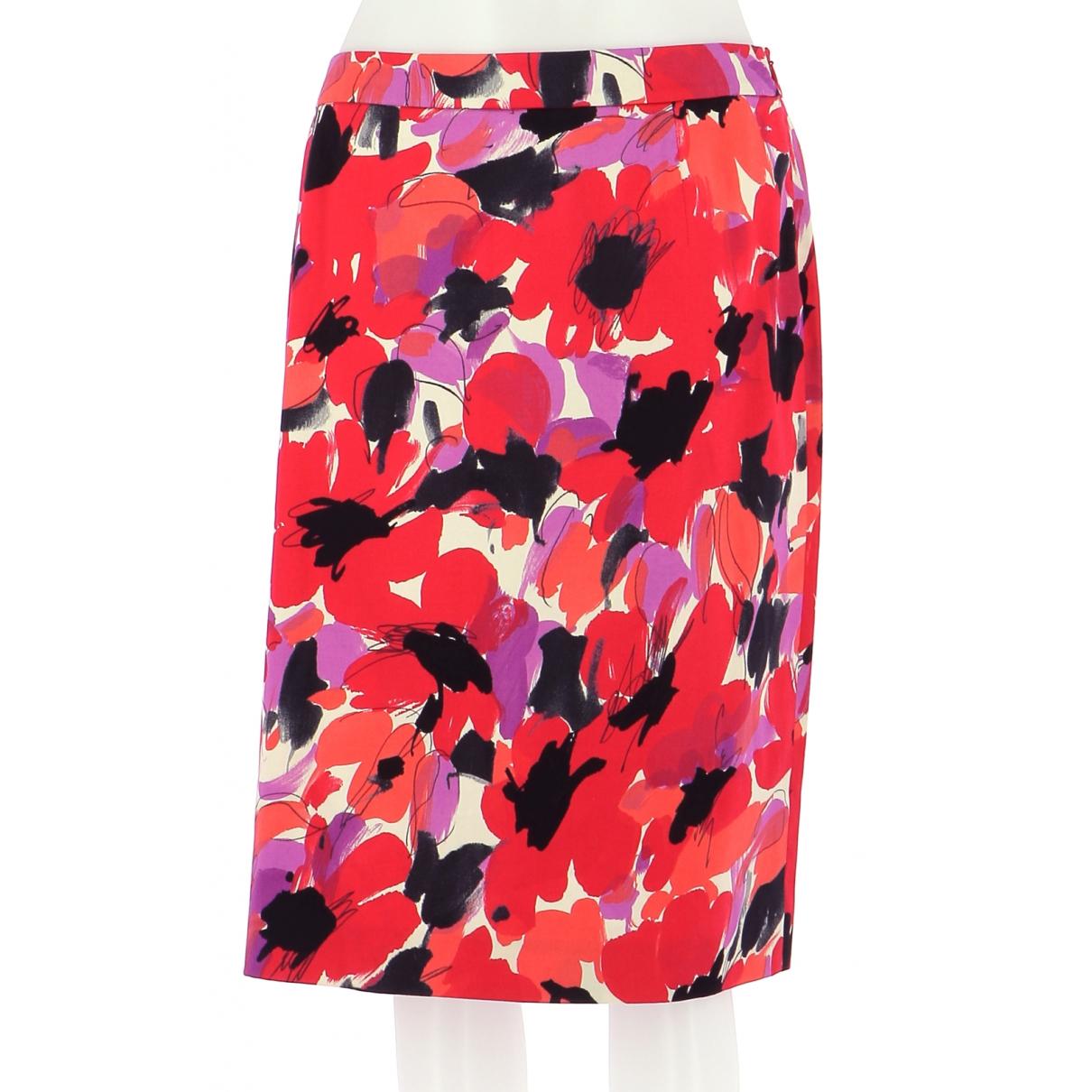 Max Mara Weekend \N Multicolour Cotton skirt for Women 44 FR