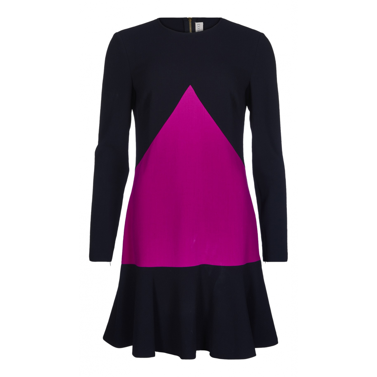 Emilio Pucci \N Kleid in  Bunt Wolle