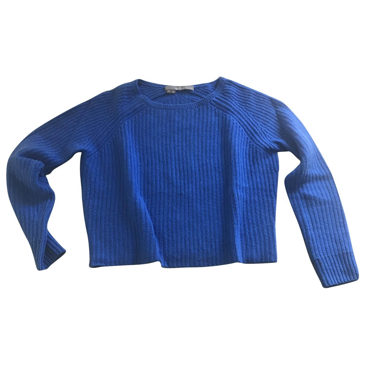 360 Cashmere \N Blue Cashmere Knitwear for Women XS International