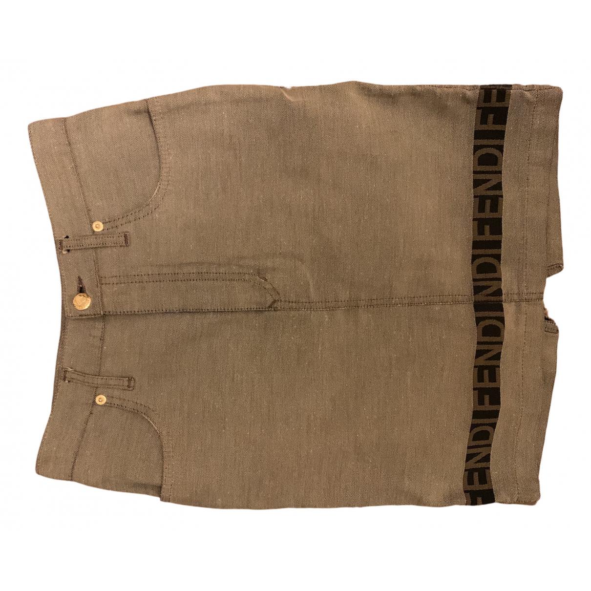 Fendi \N Rocke in Denim - Jeans