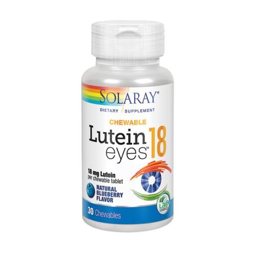 Lutein Eyes 30 Chews by Solaray
