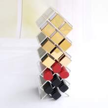 1 Stueck Lippenstift Aufbewahrungsbox mit 16 Gittern